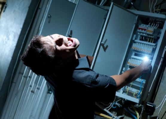 Electrocution Spradling Home Inspections